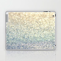 Snowfall Laptop & iPad Skin by Lisa Argyropoulos