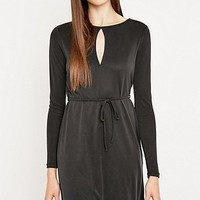Silence + Noise Keyhole Dress - Urban Outfitters