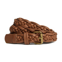 Braided Belt - from H&M