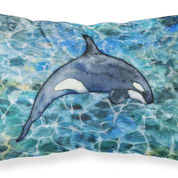 Killer Whale Orca #2 Fabric Standard Pillowcase BB5335PILLOWCASE