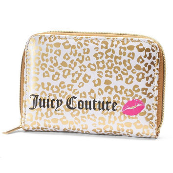 Juicy Couture Chic Gold Makeup Brushes & Travel Brush Set - Limited Edition