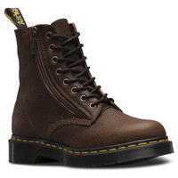 DR MARTENS PASCAL W/ZIP GRIZZLY