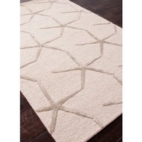 Coastal Living Hand Tufted Collection - Beige Starfishing