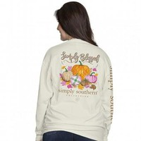 Simply Southern Simply Blessed Tee