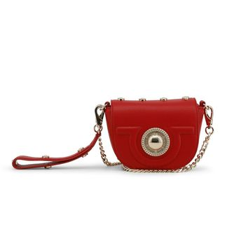 Versace Jeans Red Purse