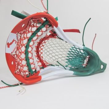 Limited Edition Italian Stallion Dyed Lacrosse Head | Lacrosse Unlimited