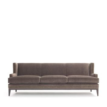 "Mitchell Gold + Bob Williams Tasha Sofa, 95""L x 36""W x 35""H 