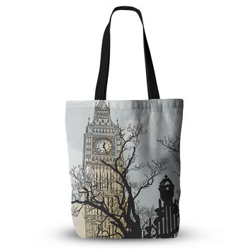 "Sam Posnick ""Big Ben"" Everything Tote Bag"