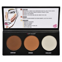 City Color Contour Effects Contour/blush/highlight