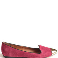 Lunna Suede Flats By DV By Dolce Vita - $79.00: ThreadSence, Women's Indie & Bohemian Clothing, Dresses, & Accessories