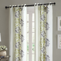 Madison Park Anaya Cotton Grommet Curtain Single Panel