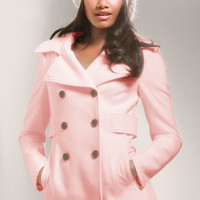 The VS Peacoat - Victoria's Secret