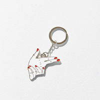 VERAMEAT Hands Keychain - Urban Outfitters