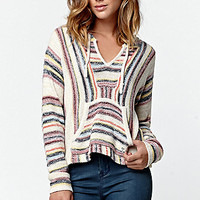 Billabong Cropped Baja Poncho Sweater at PacSun.com