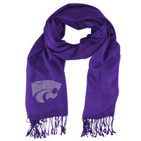 Kansas State Wildcats NCAA Pashi Fan Scarf (Purple)
