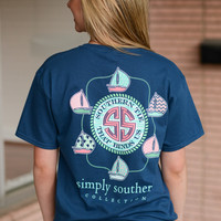 Simply Southern Yacht Tee