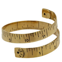 Monserat De Lucca Statement, Scholastic Made to Measure Bracelet