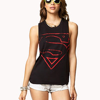 Superman™ Muscle Tee | FOREVER 21 - 2061431957
