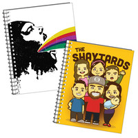Shay Carl - Notebook Bundle (pack of 2)