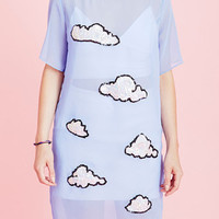 Cloudy Shift Dress