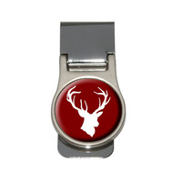 Deer Hunter - Hunting Money Clip