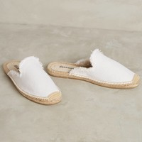 Soludos Frayed Espadrille Mules