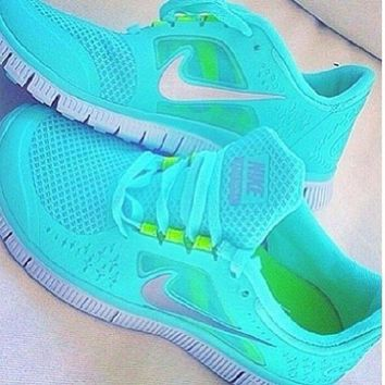Nike FREE RUN+3 Women Running Shoes Sneakers
