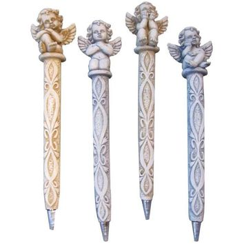 Cherub Pens - Set of 4