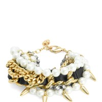 Messy Chain Bracelet by Juicy Couture