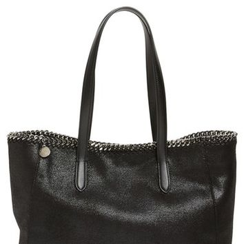 Stella McCartney 'Falabella - Shaggy Deer' Faux Leather Tote | Nordstrom