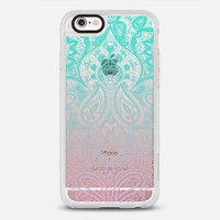 Paisley Green iPhone 6s case by Aimee St Hill | Casetify