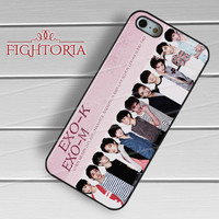 Exo M boyband kpop all members -end for iPhone 4/4S/5/5S/5C/6/6+,samsung S3/S4/S5/S6 Regular/S6 Edge,samsung note 3/4