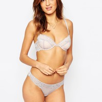 ASOS Remi Lace Mix & Match Plunge Bra
