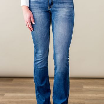 Kan Can-Simple At It's Best Slim Boot