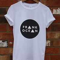 FRANK OCEAN CIRCLE OFWG HIPSTER SKATE SWAG TOP DOPE T SHIRT MEN WOMEN NEW!
