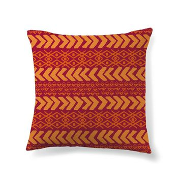 Tribal chevron stripes