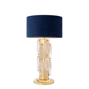 Navy Table Lamp | Eichholtz Stuart
