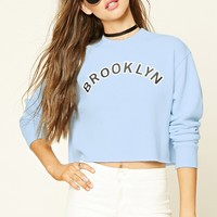 Brooklyn Graphic Sweater