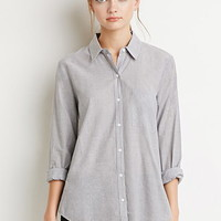 Micro-Stripe Shirt