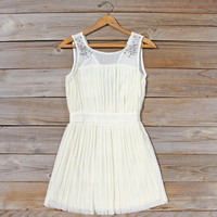 Dusty Miller Party Dress