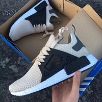 """""""Adidas"""" NMD XR1 Duck Camo Women Men Running Sport Casual Shoes Sneakers Camouflage(White soles )"""