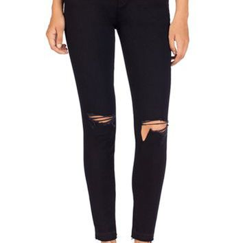J Brand Jeans - Offbeat 23227 Photo Ready Alana Crop by J Brand,
