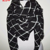 Hot winter scarf for women NO.25 & Winter Gift