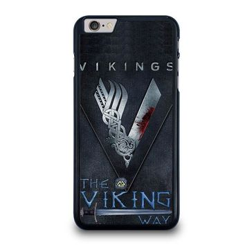 viking 2 iphone 6 6s plus case cover  number 1