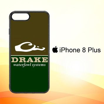 Drake Waterfowl Systems Camo X3442 iPhone 8 Plus Case