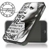 Taylor Swift Quotes iPhone 4 5 5c 6 Plus Case, Samsung Galaxy S3 S4 S5 Note 3 4 Case, iPod 4 5 Case, HtC One M7 M8 and Nexus Case