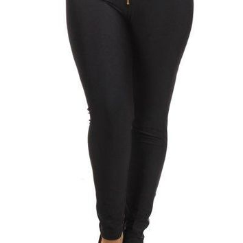 Laylani Zippered Leggings