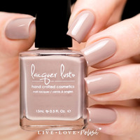 Lacquer Lust Milk tea