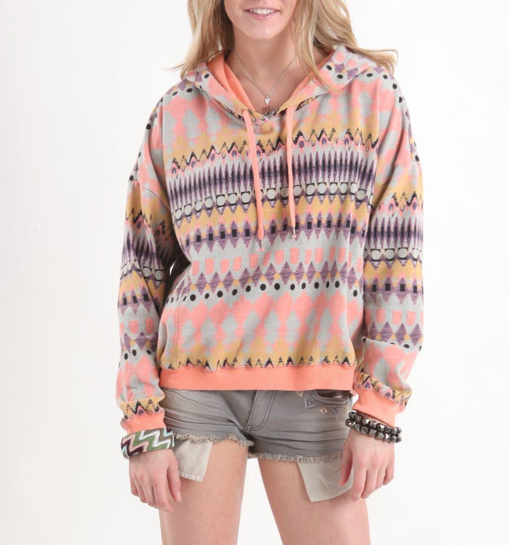 Hurley Saint Lucia Pullover Hoodie - PacSun.com