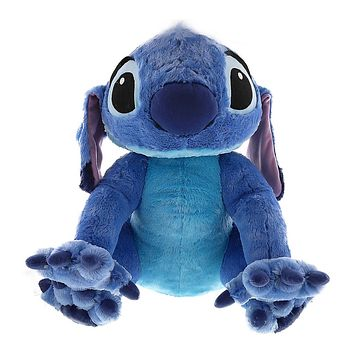 disney parks authentic extra large stitch plush toy new with tags